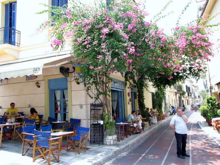 Cafe Melina in Plaka