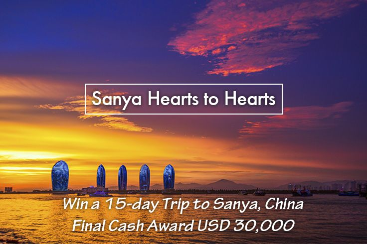 """Want a 15-day #FreeTrip to #Sanya, #China? Even $30,000? Join our #SanyaHeartstoHearts #campaign!  ONLY 2 steps to see the stunning #sunset with your #love at Sanya: 1. Comment """"I want to join #SanyaHeartstoHearts""""below to enroll and be lucky for a #gift.  2. Two clicks to issue your invitation post: https://app.gotrips.net/#goto2 and compete for the final big prize. Learn more https://www.facebook.com/Sanya.China/app/572110882950571/ #SanyaH2HRecruitment"""