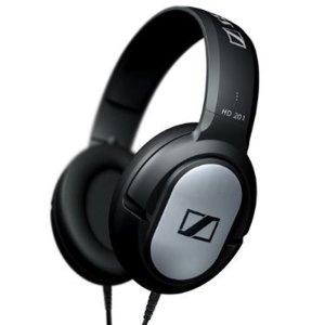 Sennheiser HD201 Lightweight Over-Ear Binaural Headphones: Musical Instruments.Disclosure: Affiliate Link