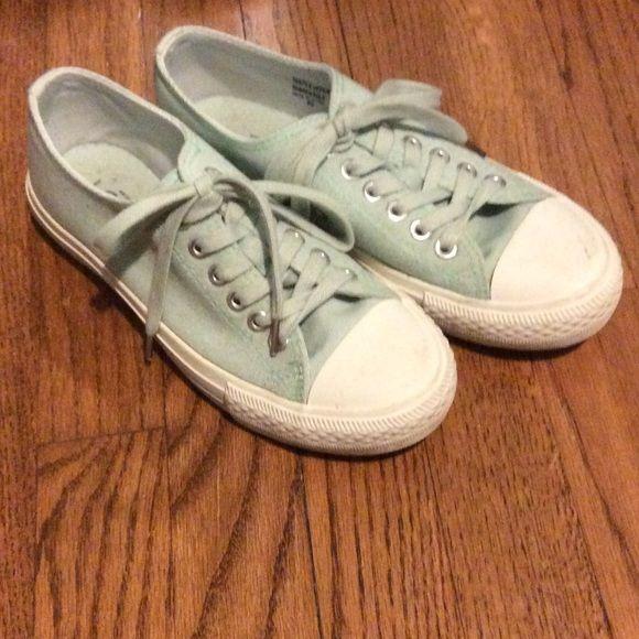 Vans Shoes - LOFT TIFFANY BLUE SNEAKERS