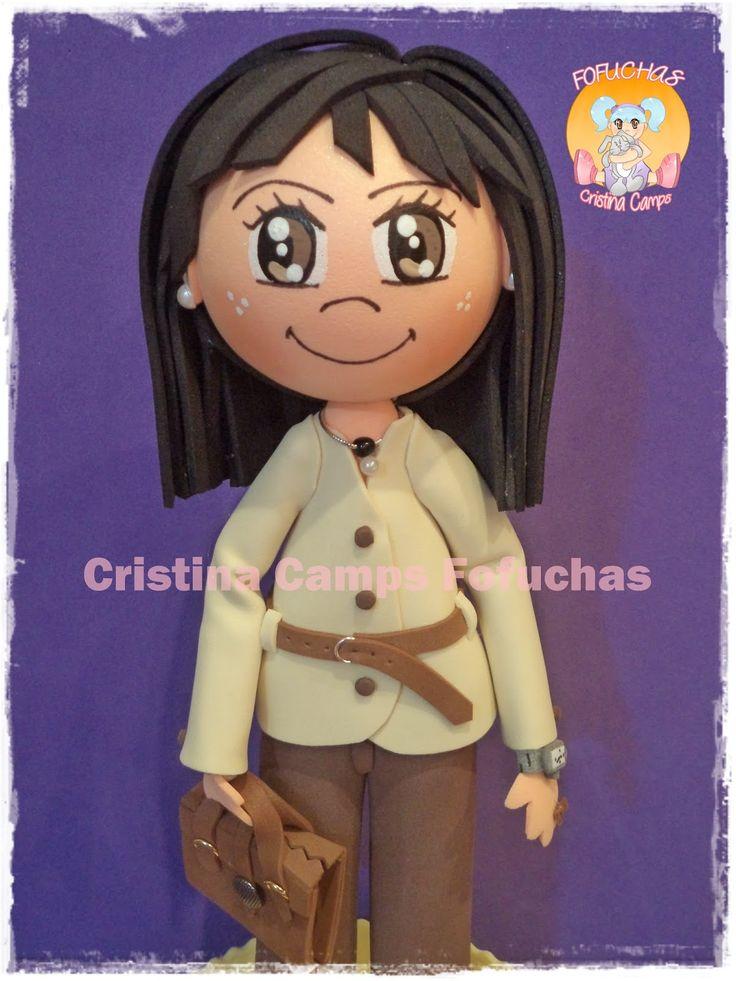 Cristina Camps Fofuchas: Fofucha