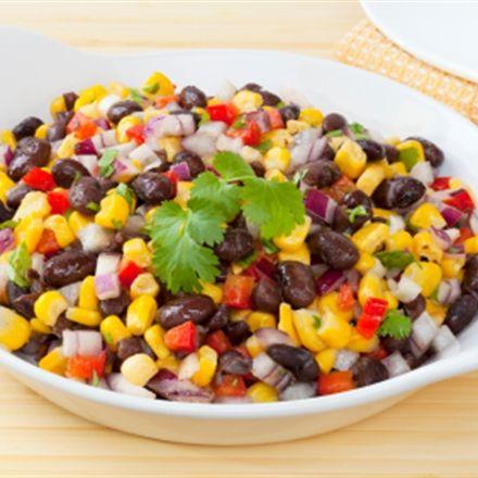 Recettes santé | Nutrisimple | Salade mexicaine ensoleillée