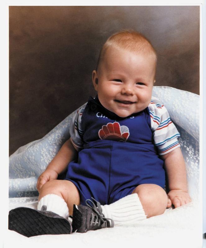 Baby Derek, So cute!!!