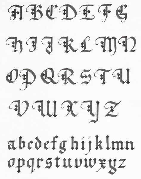 blackletter exemplar - Google Search