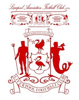 Liverpool F.C - Old Crest Letterhead (1930s)