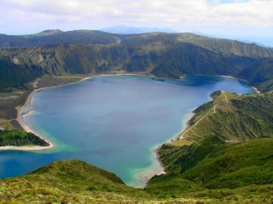 Top 10 best tourist places in Portugal  Vila Franca do Campo, Azores