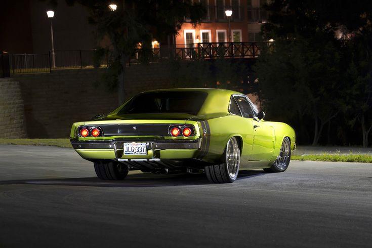 "1968 Dodge ""SlamCharger"" Shows Up on eBay - Photo Gallery - autoevolution"