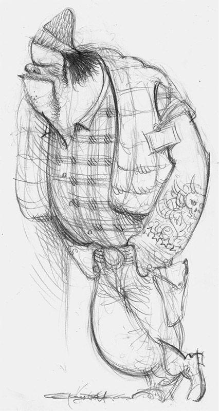 : Open Season : Character Design, Carter Goodrich
