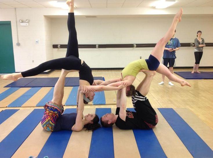 acrobatic partner skills | ... skills including partner acrobatics, gymnastics, clowning, juggling
