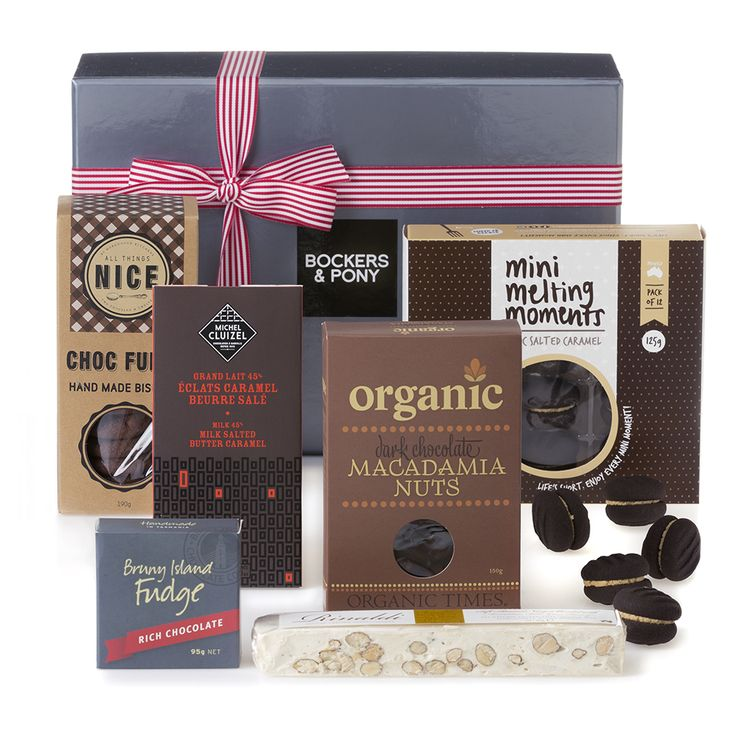 Cocoa Chocolate Hamper | Mothers Day Hampers | Bockers & Pony