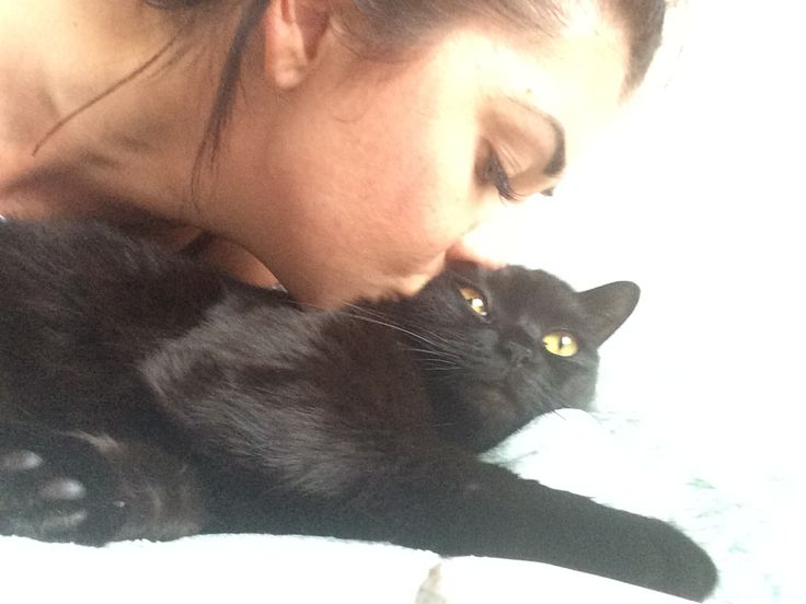 Me and my kitty