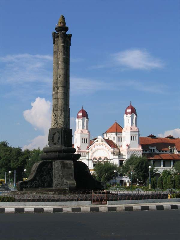 Lawang Sewu (Thousand Doors) - Semarang, Central Java, Indonesia