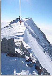 Mount Vinson Massif, Antarctica, 4892m