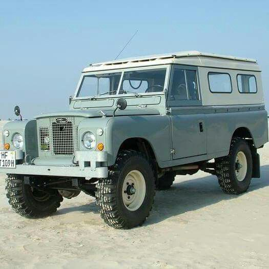 Landrover Defender Land Rover Series 109: 2748 Best Rovers, Jeeps, And FJs Images On Pinterest