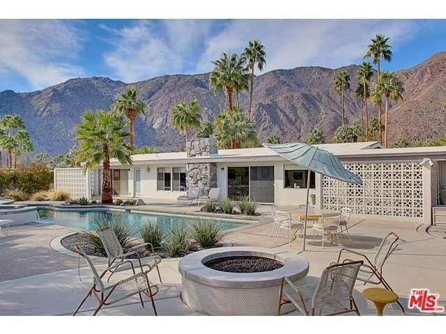 1244 N Via Paraiso, Palm Springs c. 1959