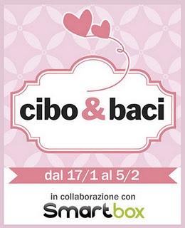 """Contest di San Valentino """"Cibo & Baci"""". In palio due cofanetti Degustazioni"""