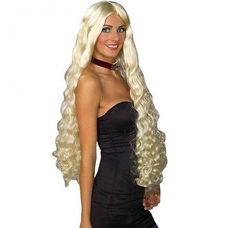 Womens Mesmerelda Blonde Wig
