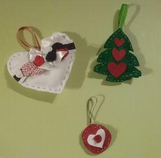 Handmade by Sheila angolo creativo: Pensando al Natale che verra'...