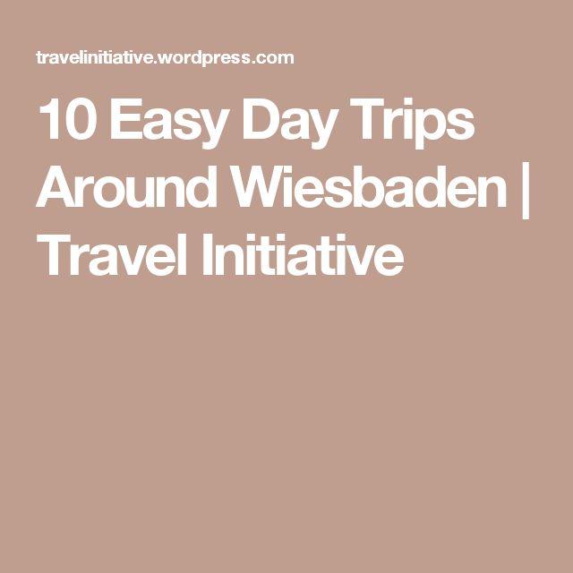 10 Easy Day Trips Around Wiesbaden | Travel Initiative