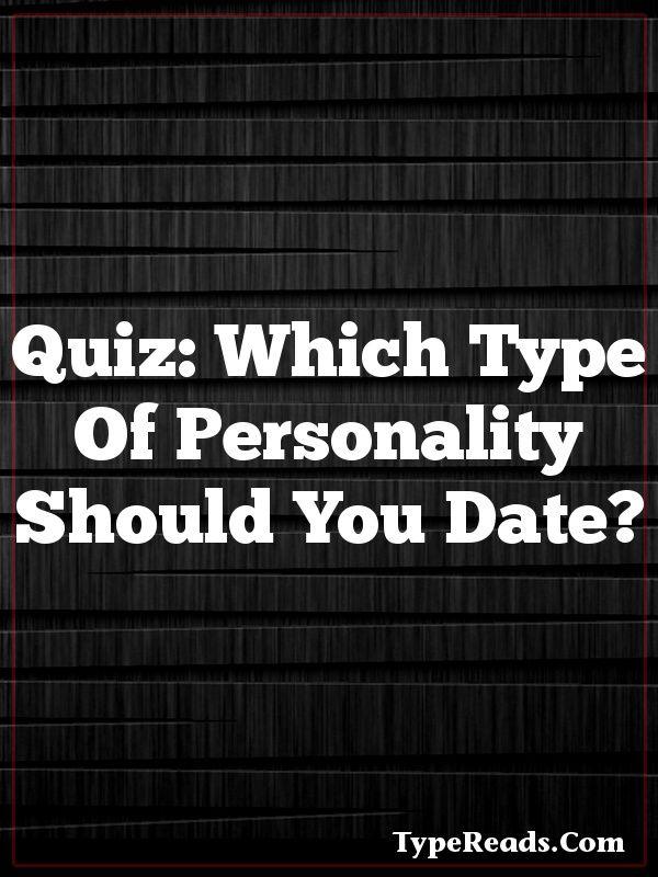 quiz dating type