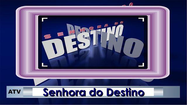 REDE ALPHA TV | : SENHORA DE DESTINO | Cap. 006 - 20/03/2017 | REDE ...