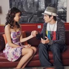Josh and Dylan (geek charming)... did you know that they are a couple in real life?! crazy... but cute