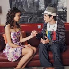Josh and Dylan (geek charming)