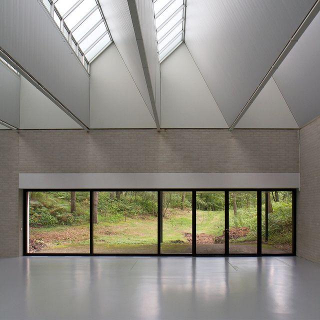 . kröller-müller museum wim quist architects otterlo the netherlands .