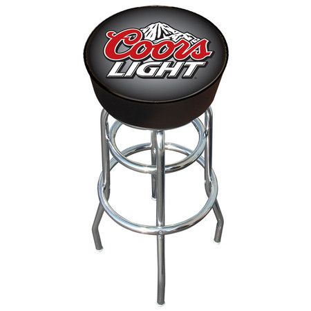 "Found it at Wayfair - 30"" Coors Light Bar Stool with Cushion http://www.wayfair.com/daily-sales/p/Gifts-for-Him-30%22-Coors-Light-Bar-Stool-with-Cushion~TMK4195~E14399.html?refid=SBP"