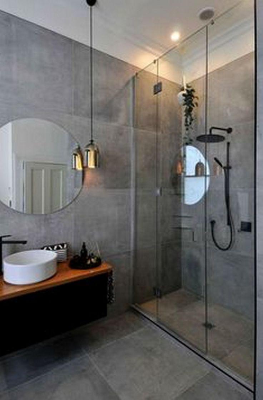 Ändern Sie das Badezimmer mit diesen modernen Bauernhaus Dusche Modelle