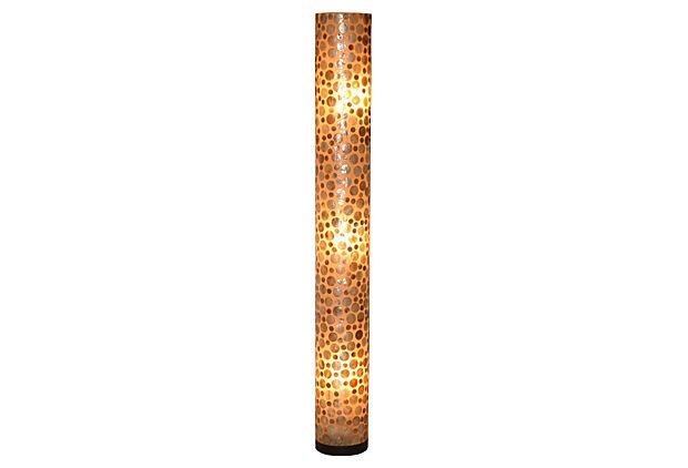 Bubbles Round Decorative Floor Lamp on OneKingsLane.com