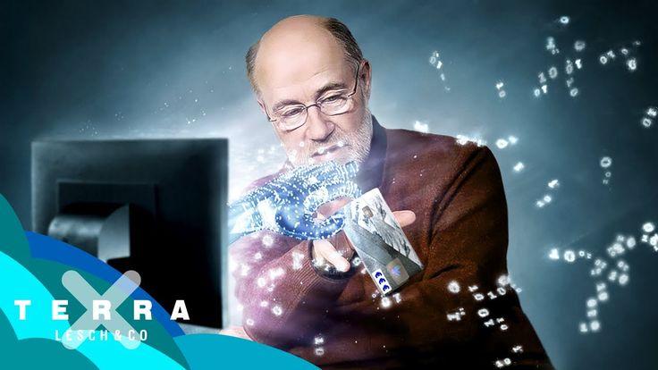 Übernehmen Hacker bald die Macht?   Harald Lesch
