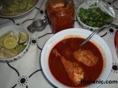 Recipe with Photos: Birria de Pollo (Chicken)