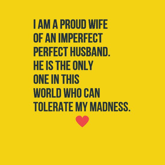 Romantic Quotes From Husband To Wife: Spoiled By My Husband Quotes - Google Zoeken