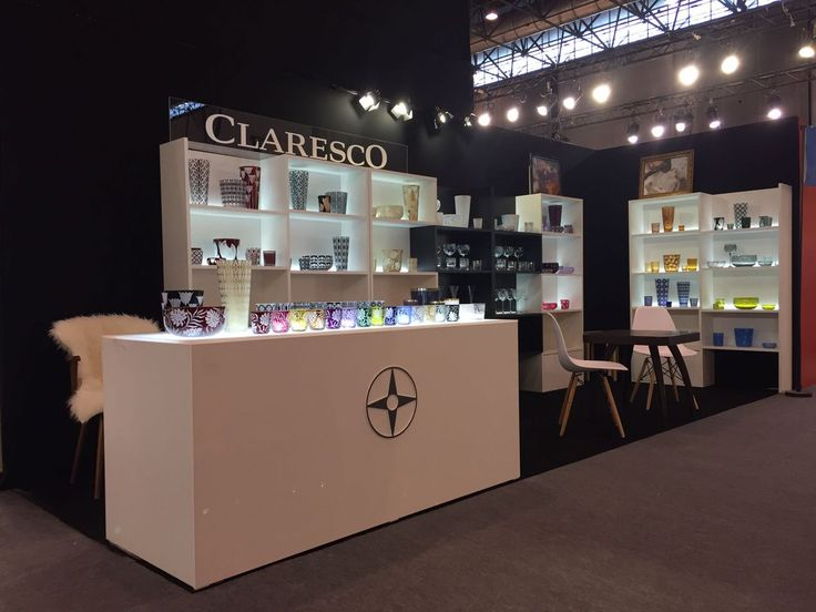 CLARESCO Glass announces its debut appearance in world's renowned exhibition Maison & Objet, Paris. The lifestyle show brings together a 360°product offering. Decoration, design, furniture, tableware, accessories…