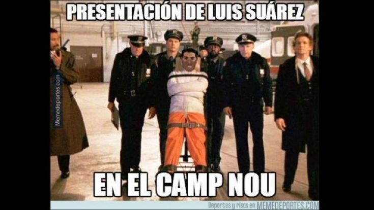 Luis Suárez: Memes tras su debut con el Barcelona #Trome