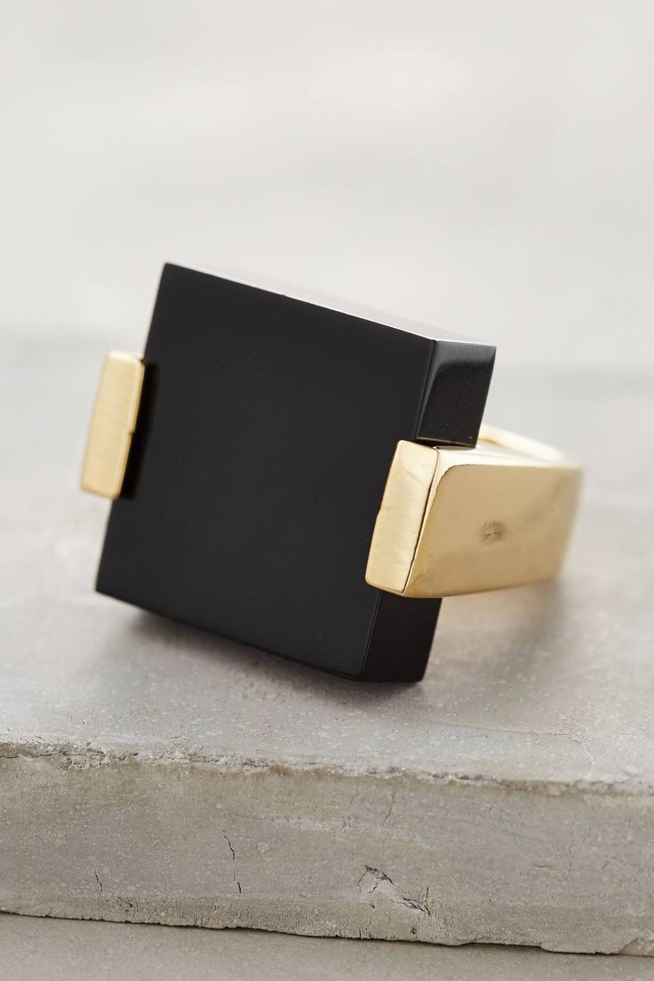 Terra Preta Ring by Jules Smith #anthrofave