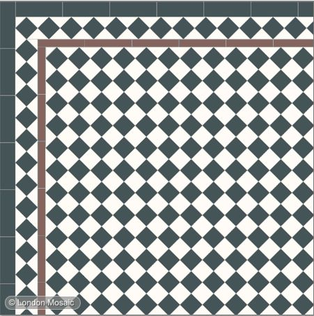 Classic 50 (Georgian floor tiles)