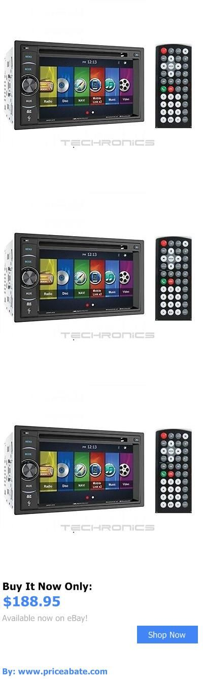 Vehicle Electronics And GPS: Soundstream Vrn-64Hb 6.2 Dvd Navigation Bluetooth Usb Aux Gps Car Stereo Player BUY IT NOW ONLY: $188.95 #priceabateVehicleElectronicsAndGPS OR #priceabate