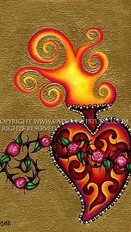 CATbox Art Studio   Frida & Hearts Collection