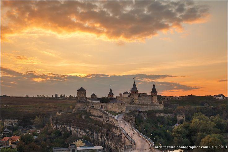 Kamenetz Podolsky. Old fortress (castle). by Aleksandr Naumenko on 500px