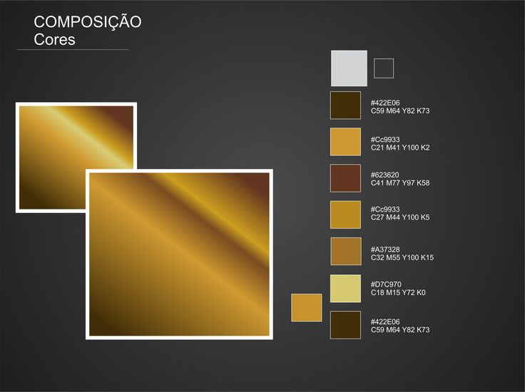 dourado paleta - Pesquisa Google