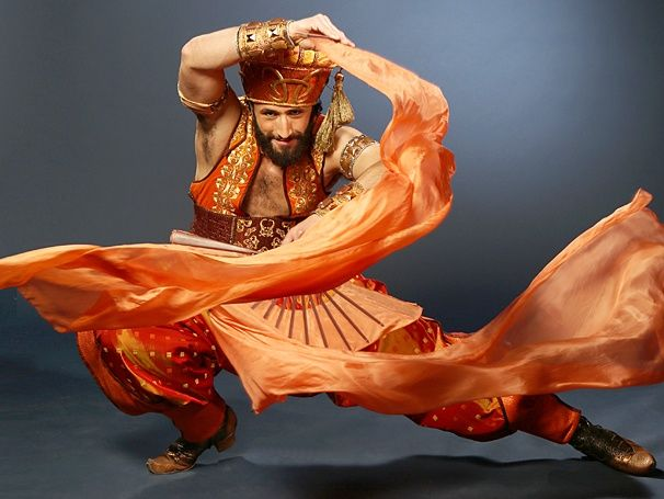 Jafar Costume | Aladdin Broadway