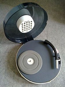 """Electrophone Philips """"curling"""" gris"""