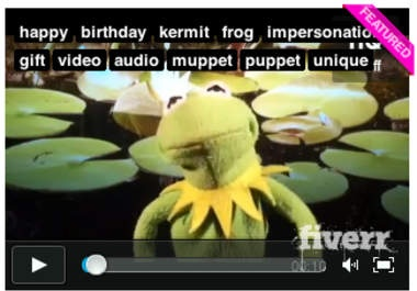 Pin Cindy Brown On Party Ideas Jpg 380x265 Kermit The Frog Singing Happy Birthday