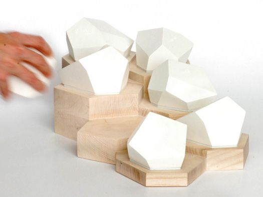 HOME MEDICINE CONTAINERS BY CELINE FORESTIER