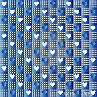 Papel decorativo azul corazones buscar con google for Papel decorativo azul