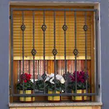 Protección de ventanas modernas