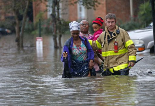 Two Dead, More Than 1,000 Rescued in 'Unprecedented' Louisiana Flooding - http://www.theblaze.com/stories/2016/08/13/two-dead-more-than-1000-rescued-in-unprecedented-louisiana-flooding/?utm_source=TheBlaze.com&utm_medium=rss&utm_campaign=story&utm_content=two-dead-more-than-1000-rescued-in-unprecedented-louisiana-flooding