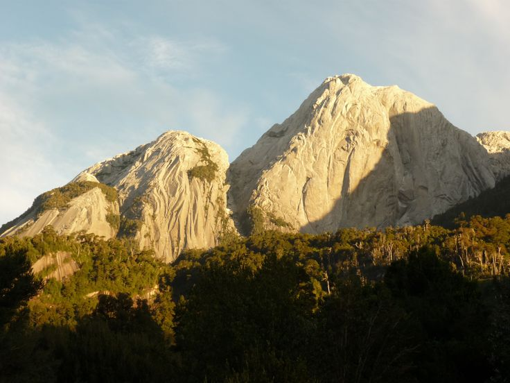 La Junta // Sector de escalada tradicional